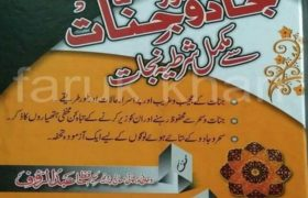 Jadu Or Jinaat Se Mukamal Shartiya Nijaat PDF Free Download