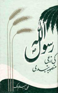 Rasool Allah SAW ki Zarai Mansuba Bandi PDF Free Download